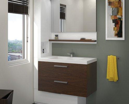 Renovated Bathroom in Edmonton 2