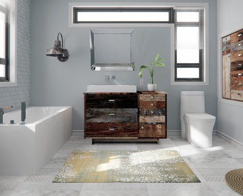 Contemporary Bathroom Design and Renovation