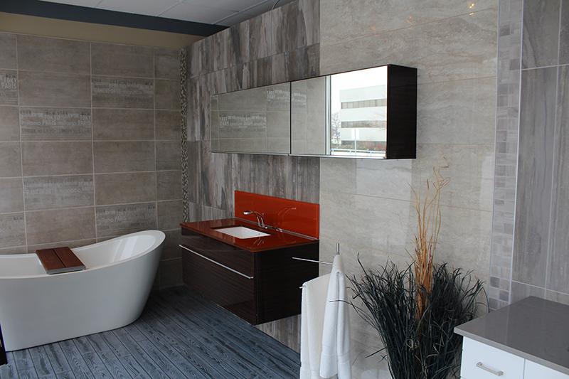 Bathroom Renovations Store in Edmonton | Bathroom Showroom ...