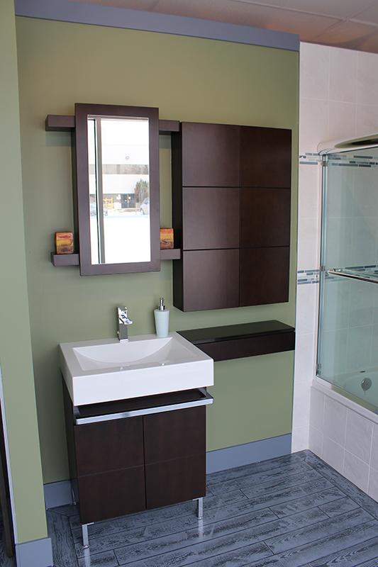 Bathroom Renovations Store in Edmonton   Bathroom Showroom ...